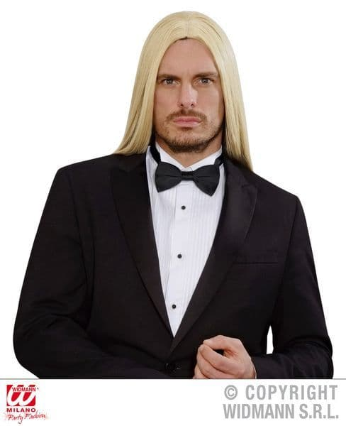 90s Long Parting Victor Dreamhair Wig 90s Nineties Fancy Dress