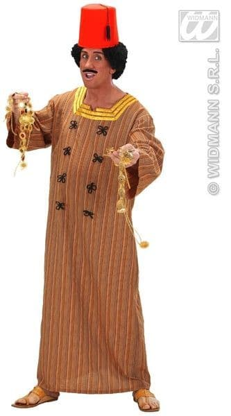 Adults Moroccan Costume Fancy Dress