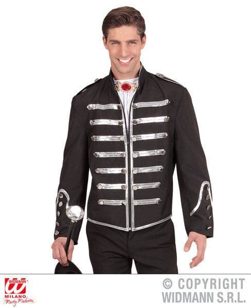 Adults Parade Jacket Costume Fancy Dress