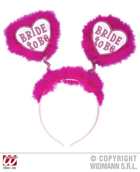 Bride To Be Head Boppers Hen Stag Fancy Dress
