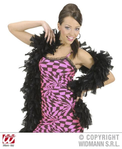 Feather Boa Small 180cm Fancy Dress Accessory
