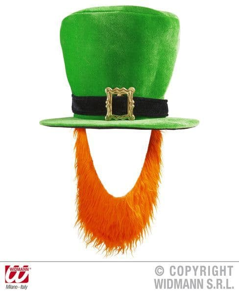 Irish Topper Hat St. Patrick's Day Fancy Dress