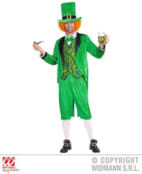 St. Patrick's Day Leprechaun Costume Fancy Dress
