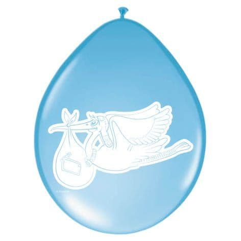 Balloons for New Baby Arrival Its a Boy 30cm