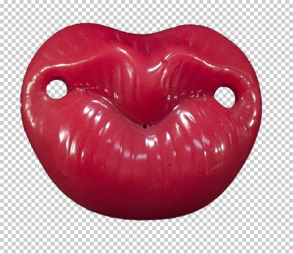 Billy Bob SFX Pacifier Gimme A Kiss Baby Soother Comforter Dummy