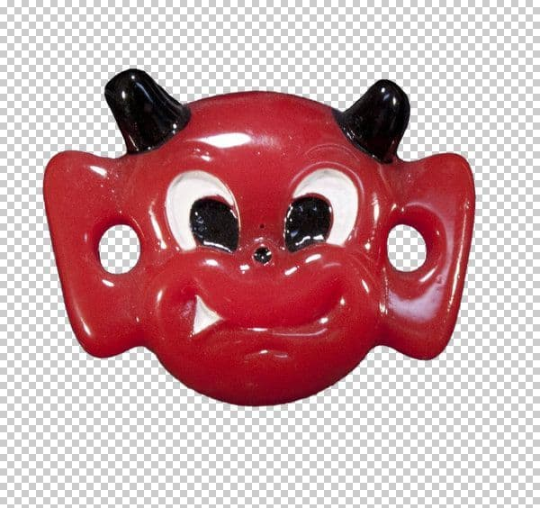 Billy Bob SFX Pacifier Lil Devil Baby Soother Comforter Dummy