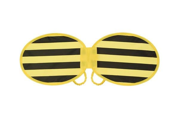 Bumble Bee Wings Wasp Bee Fancy Dress