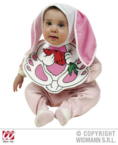 Child Unisex Baby Bunny Set Ears Tail Nose Easter Rabbit Magician Fancy Dress