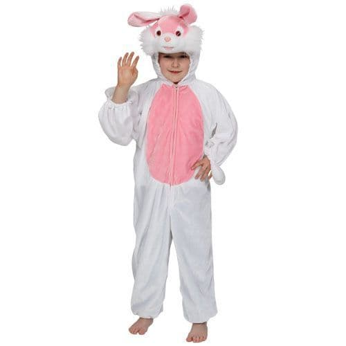 Childrens Bunny Rabbit Costume for Rabbit Animals Easter Fancy Dress