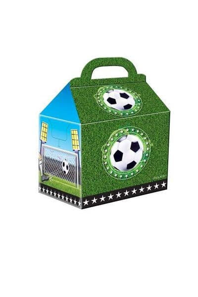 Football Party Box 4 In Packet Soccer MLS SPL PL World Cup European