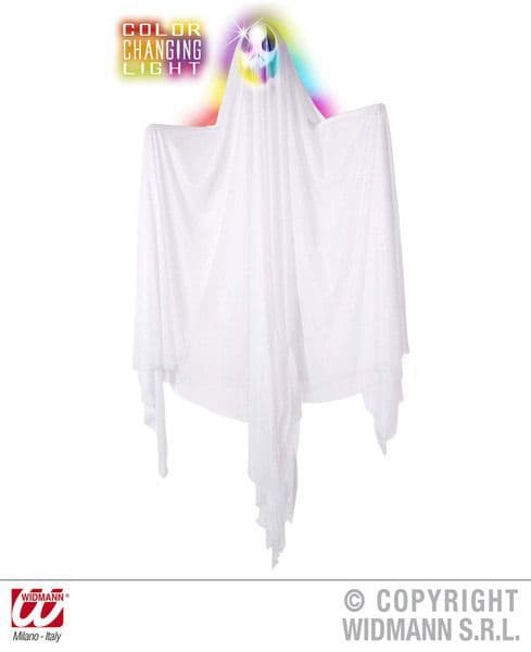 Ghosts Colour Changing Light Animated Party Decoration