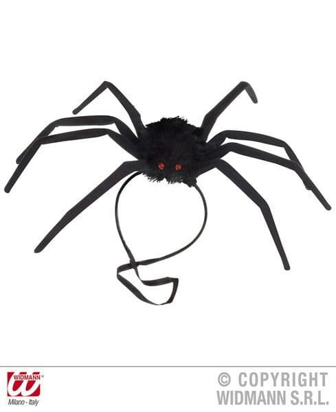Giant Bendable Hairy Spider 75cm Halloween Bug Trick Or Treat Fancy Dress