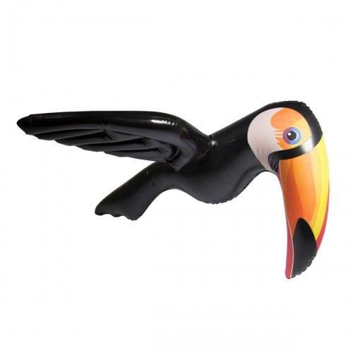 Inflatable Toucan 70 x 55cm Party Novelty Blow-Up Guinness Bird