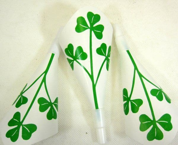 Irish St Patrick Trumpets Printed 100's Ireland Saint Patrick's Day