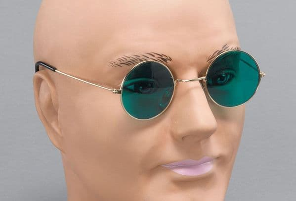 John Lennon Shades 60s 70s Hippie Fancy Dress Accessory