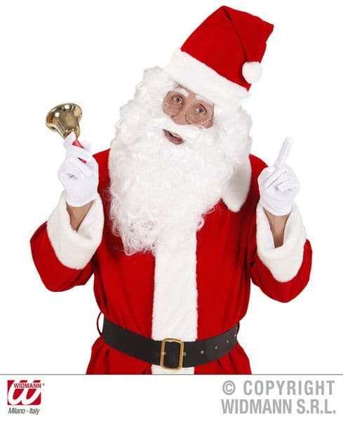 Maxi Beards Christmas Festive Seasonal Holidays Fancy Dress