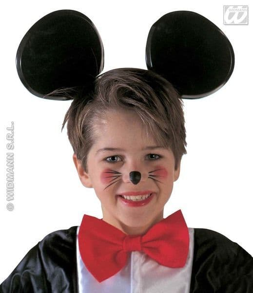 Maxi Mouse Ears Rodent Animal Creature Mammal Fancy Dress