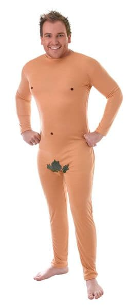 Mens Stag Party Naked Man Costume Hen Party Adult Novelty