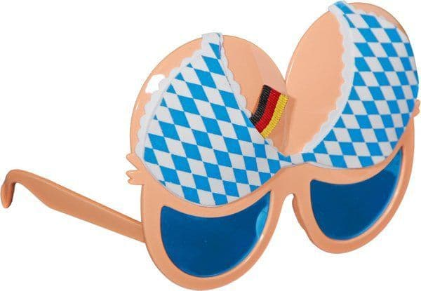 Oktoberfest Party Glasses Beer Boobs German Bavarian Octoberfest Beer Festival