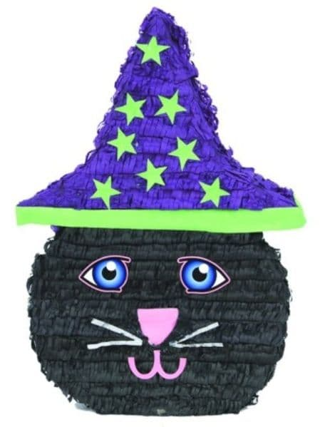 Pinata Animal Cat With Hat Nature Zoo Wildlife Book Week