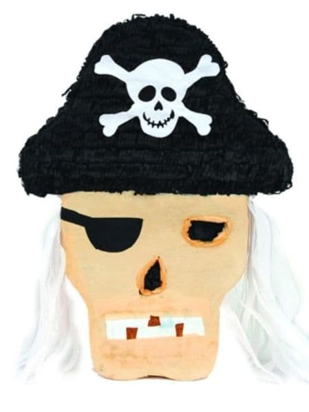 Pinata Pirate High Seas Buccaneer Hijacker Sailor
