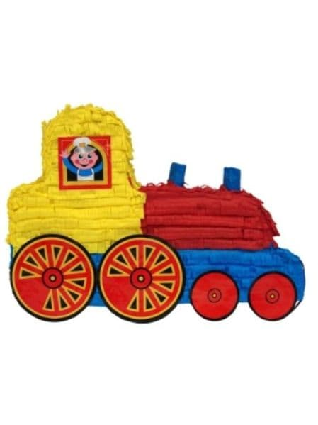 Pinata Train -