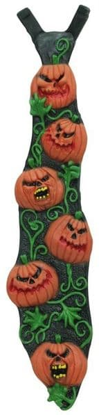 Tie Pumpkins Latex Halloween Jacko Lantern