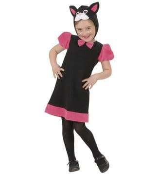 Toddlers Kitty Toddler Costume Book Week Fancy Dress