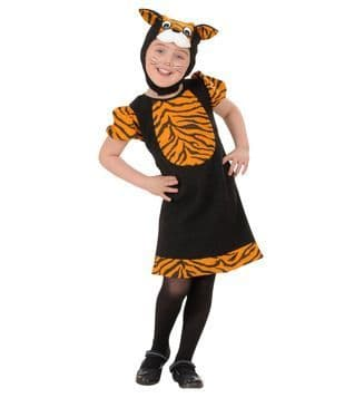 Toddlers Tiger Toddler Costume Book Week Fancy Dress