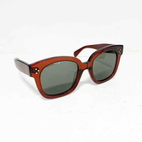 Celine Red Sunglasses