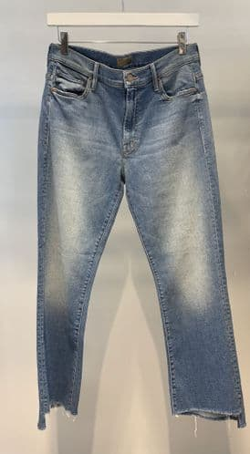 Mother Blue Denim Jeans Size 29 #111/2337/M