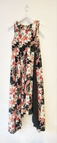Rag & Bone Floral Dress Size S