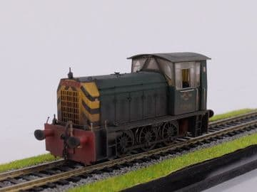 2502 Class 05 Hunslet0-6-0 DCC Ready Weatheredunboxed