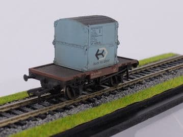 37-977Conflatwith AF Container BR Light blue Weathered