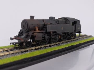 CWM 234 2-6-4 BR Standard Tank 4MT Early Crest 80032 Weathered