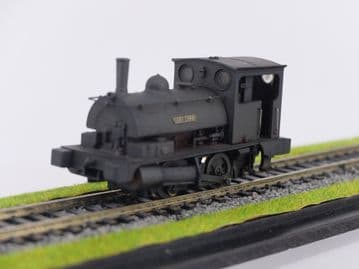 CWM 236 0-4-0 L&Y Class Pug Private Owner Lady CoraWeathered