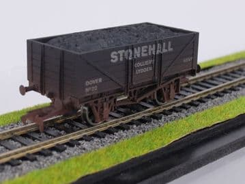 Stonehall Colliery (Lydden) 5 Plank Wagon Weathered Limited Edition