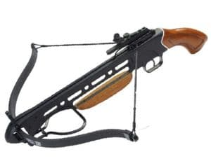 ARMEX Anglo Arms Poe Lang Lynx Pistol Recurve Powerful Crossbow