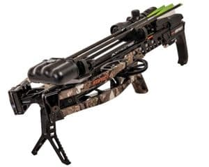 Bear Constrictor Impact crossbow Scope package from Bear Archery