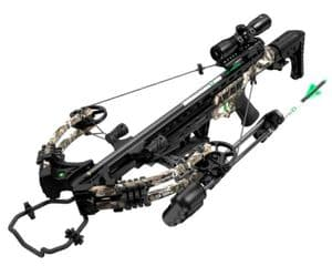 Centrepoint Heat 425 compound crossbow scope package from Centre point crossbows