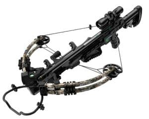 Centrepoint Sniper Elite 385 compound crossbow scope package from Centre point crossbows
