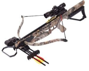 Centrepoint Tyro crossbow scope package from Centrepoint crossbows