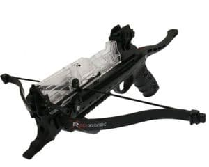 Hori-zone Crossbows 80lb Red Back XR Self Cocking Pistol Crossbow from Horizone Crossbows