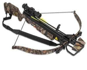 Jandao 150lb Chace Star Camo Recurve Crossbow Package