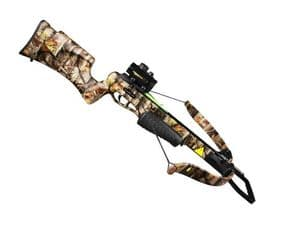 Jandao 150lb Chace Wind Camo Recurve Crossbow Package