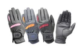 Hy5 Lightweight Riding Gloves- Adult