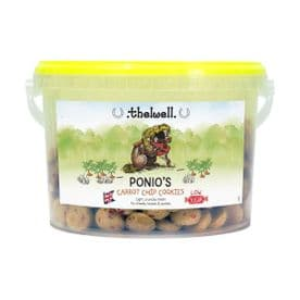 Lincoln Thelwell Ponio Treats