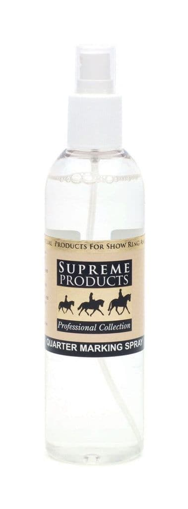 Supreme Products Quarter Markers Spray