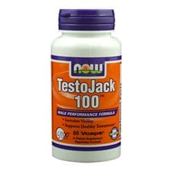 NOW Foods TestoJack 100 - 60 VCaps
