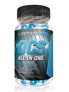OCS On Cycle Support - 90 Caps.